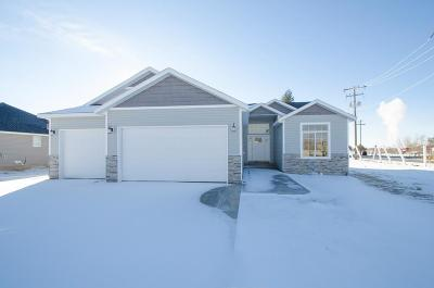 Blackfoot Single Family Home For Sale: 347 W 155 S