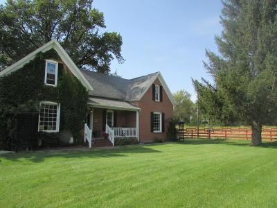 Blackfoot Single Family Home For Sale: 404 W Riverton Road