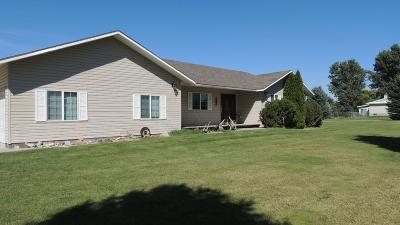 Rigby Single Family Home For Sale: 3927 E 400 N