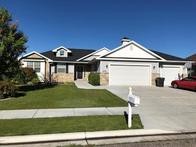 Idaho Falls Single Family Home For Sale: 3886 Colts Glen Lane