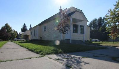 Idaho Falls Single Family Home For Sale: 498 Walnut Street
