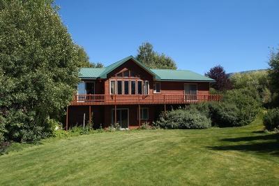 Teton County Single Family Home For Sale: 711 E 4000 S