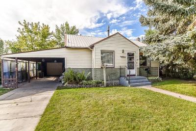 Idaho Falls ID Single Family Home For Sale: $134,900