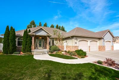 Idaho Falls Single Family Home For Sale: 126 Tollgate Place