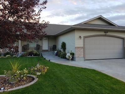 Ammon Single Family Home For Sale: 3907 Clearfield Lane