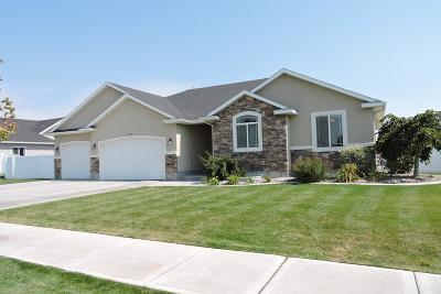 Idaho Falls Single Family Home For Sale: 5281 Pahala Drive