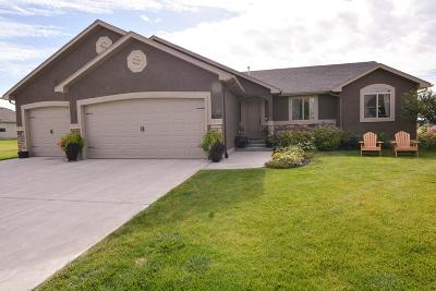 Idaho Falls Single Family Home For Sale: 645 Pamiela Place