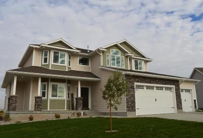 Ammon Single Family Home For Sale: 4722 Thunder Drive