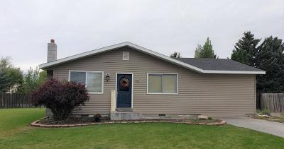 Blackfoot Single Family Home For Sale: 176 N 680 W