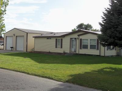 Idaho Falls Single Family Home For Sale: 1871 N 3750 E
