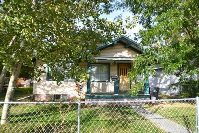 Idaho Falls Single Family Home For Sale: 586 H Street