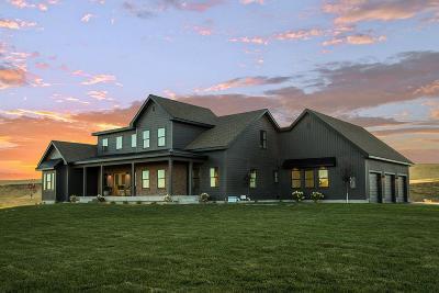 Idaho Falls Single Family Home For Sale: 4690 E Long Bow Bend