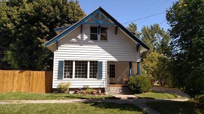Idaho Falls Single Family Home For Sale: 1223 S Lee Avenue