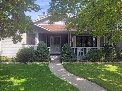 Pocatello Single Family Home For Sale: 1150 N Arthur Avenue