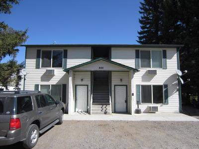 Blackfoot Multi Family Home For Sale: 248 E Jackson Street