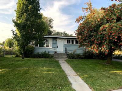 Shelley Single Family Home For Sale: 448 Edwards Street