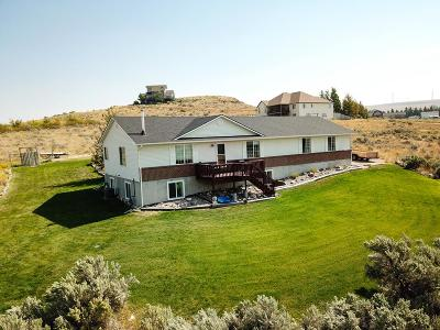 Idaho Falls Single Family Home For Sale: 1485 S Rimline Drive