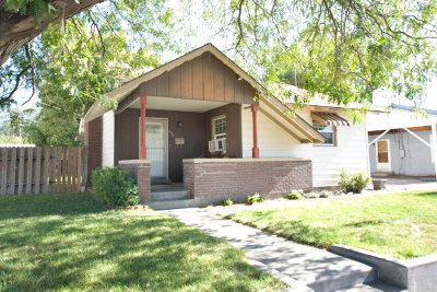 Blackfoot Single Family Home For Sale: 669 E Bridge Street