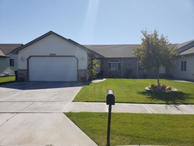 Idaho Falls Single Family Home For Sale: 3816 John Adams Parkway