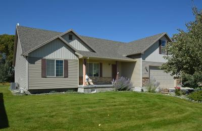 Rigby Single Family Home For Sale: 3459 E 140 N