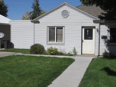 Idaho Falls Single Family Home For Sale: 320 W 18th Street