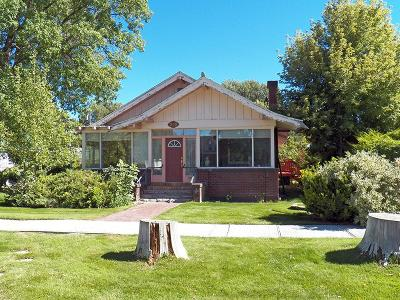 Blackfoot Single Family Home For Sale: 310 N Shilling Avenue