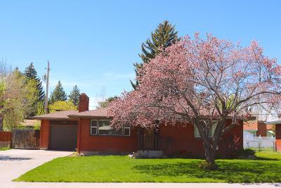 Idaho Falls Single Family Home For Sale: 795 Reed Avenue