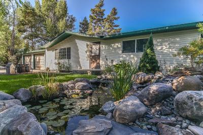 Blackfoot Single Family Home For Sale: 207 N Cottonwood Lane