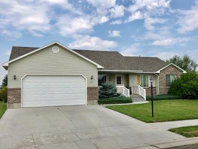 Rigby Single Family Home For Sale: 411 N 4th W