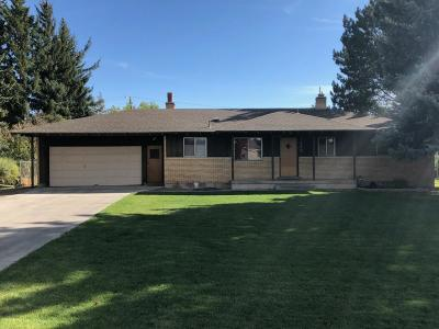 Ammon Single Family Home For Sale: 3550 Brookfield Lane