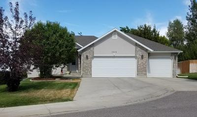 Pocatello Single Family Home For Sale: 2896 Shawnie Place