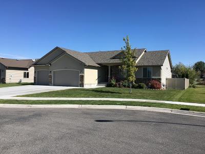 Idaho Falls Single Family Home For Sale: 3780 Stein Creek Circle