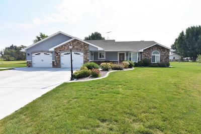 Menan Single Family Home For Sale: 3586 E 640 N