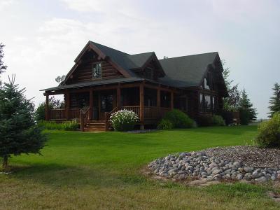 Teton County Single Family Home For Sale: 2953 Sage Creek Drive