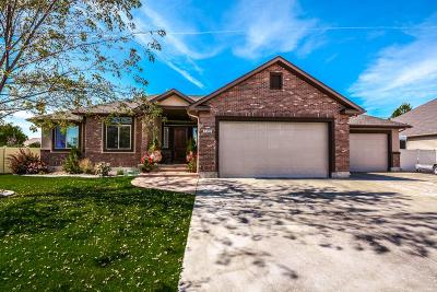 Idaho Falls Single Family Home For Sale: 4400 Stonebrook Lane