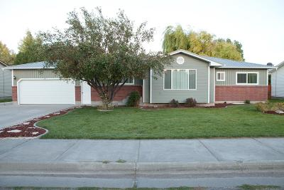 Ammon Single Family Home For Sale: 775 Tennis Court Drive
