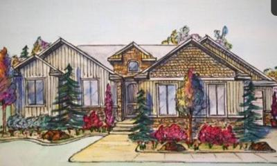 Pocatello Single Family Home For Sale: 1107 Dolostone