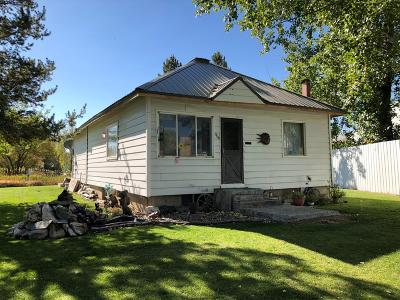 Fremont County Single Family Home For Sale: 906 S Bridge Street