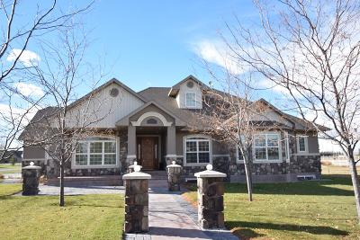 Idaho Falls Single Family Home For Sale: 1555 N Romantica Drive