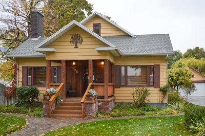 Shelley Single Family Home For Sale: 305 E Center Street