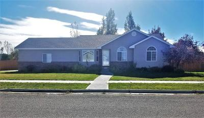 Ammon Single Family Home For Sale: 3082 Springstone Circle