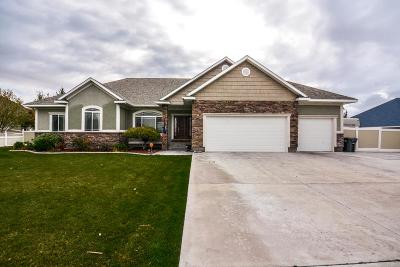 Idaho Falls Single Family Home For Sale: 5257 Wild Dunes Lane