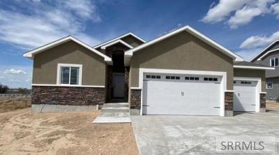 Pocatello Single Family Home For Sale: 299 Scoria Court