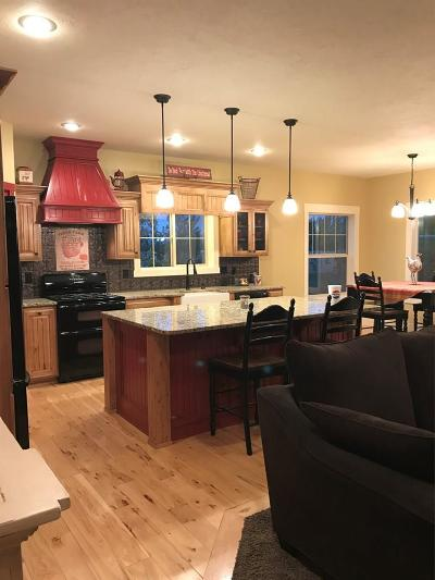 Blackfoot Single Family Home For Sale: 623 W 65 S