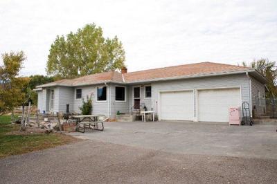 Blackfoot Single Family Home For Sale: 162 W 200 N