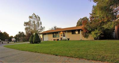 Idaho Falls ID Single Family Home For Sale: $145,000