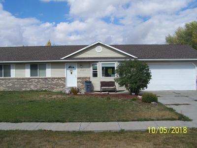 Idaho Falls ID Single Family Home For Sale: $237,000