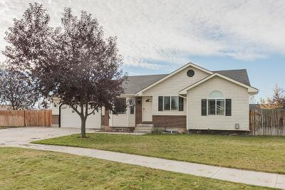 Idaho Falls ID Single Family Home For Sale: $239,000