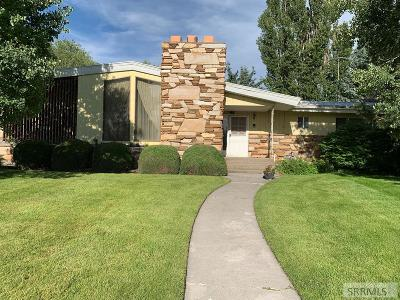 Rexburg Single Family Home For Sale: 1380 N 12th W