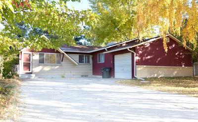 Idaho Falls ID Single Family Home For Sale: $183,500
